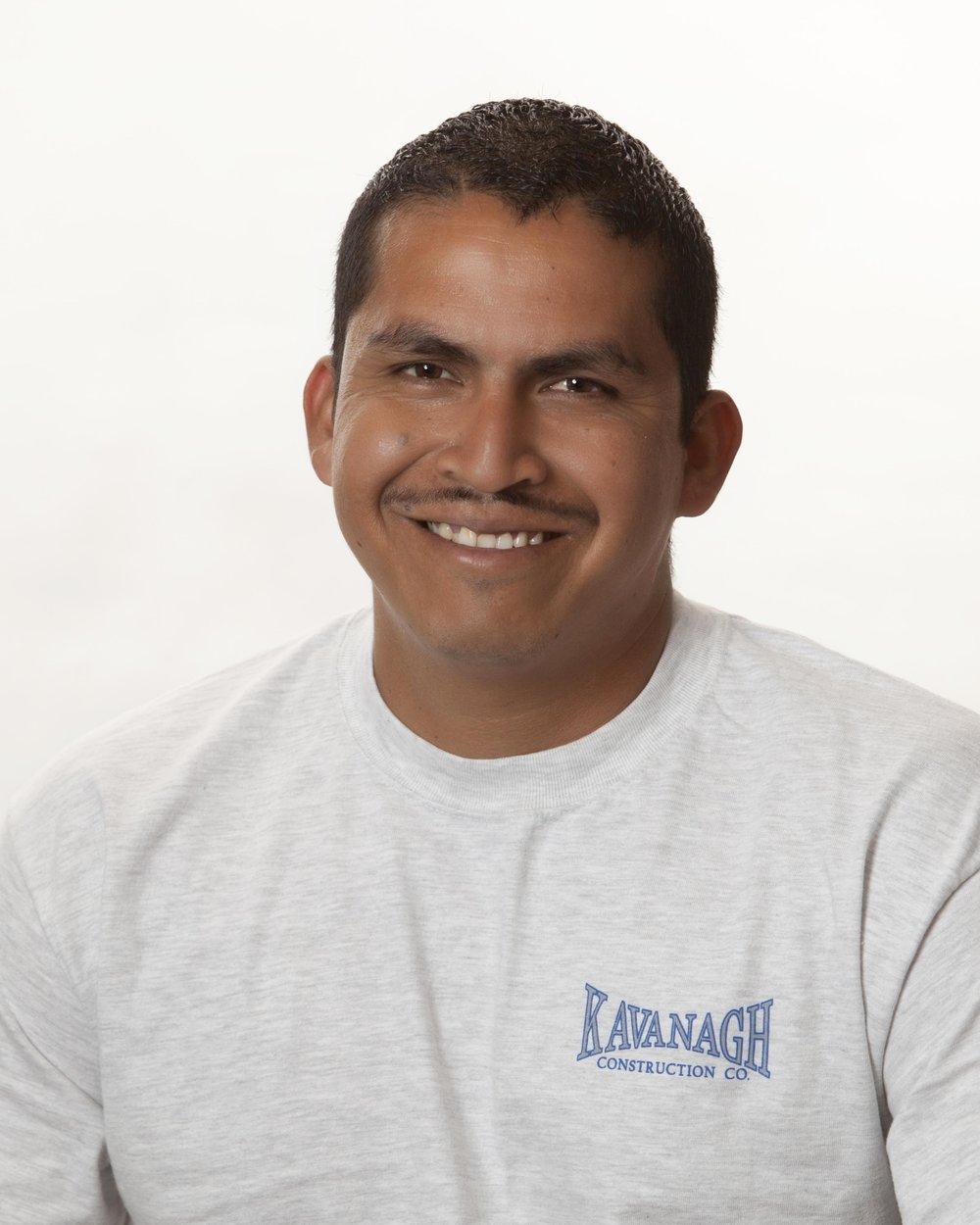 Daniel M Vargas  Journeyman Carpenter