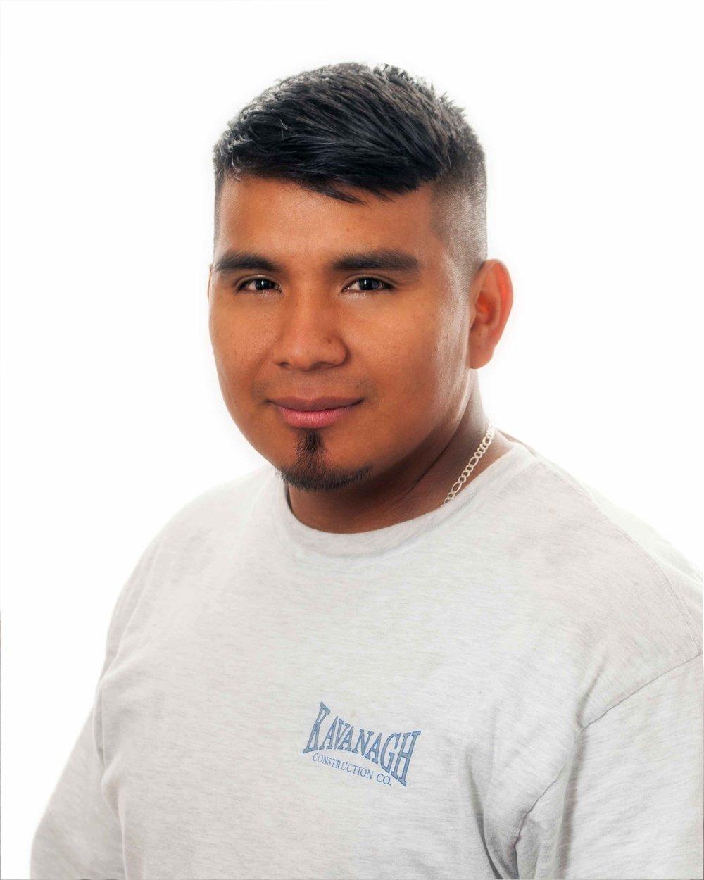 Edy Jacome  Driver/Apprentice Carpenter