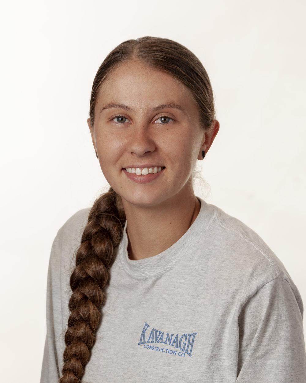 Amy Brown  Apprentice Carpenter