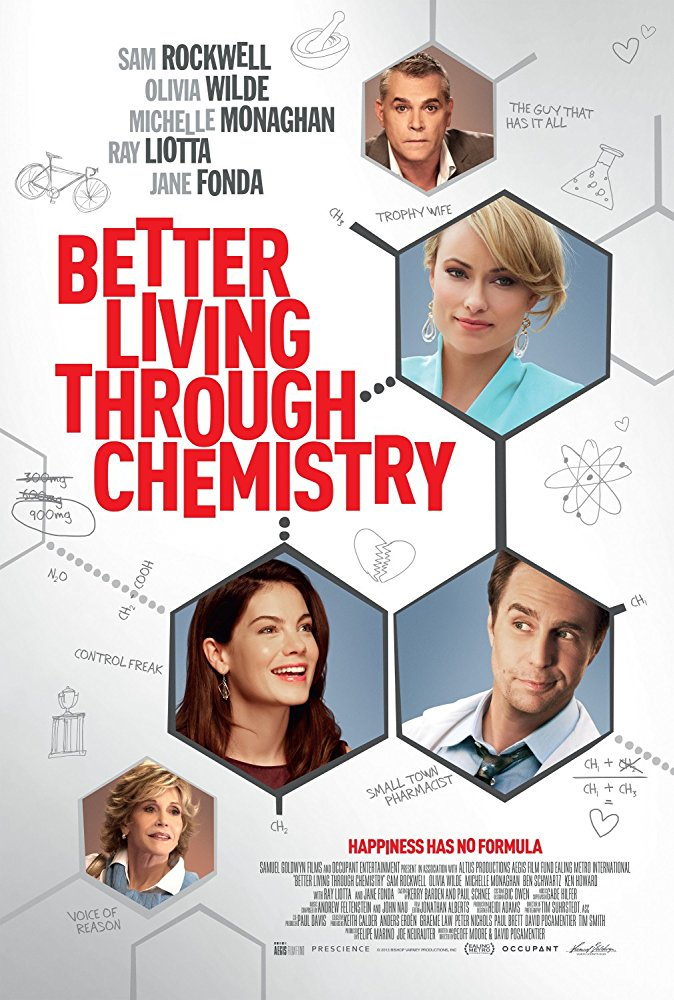 Better Living Through Chemistry 2014