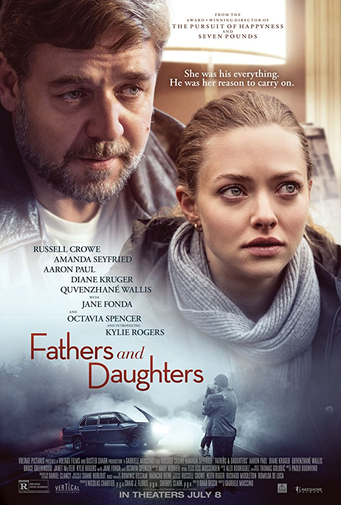 Fathers and Daughters 2015