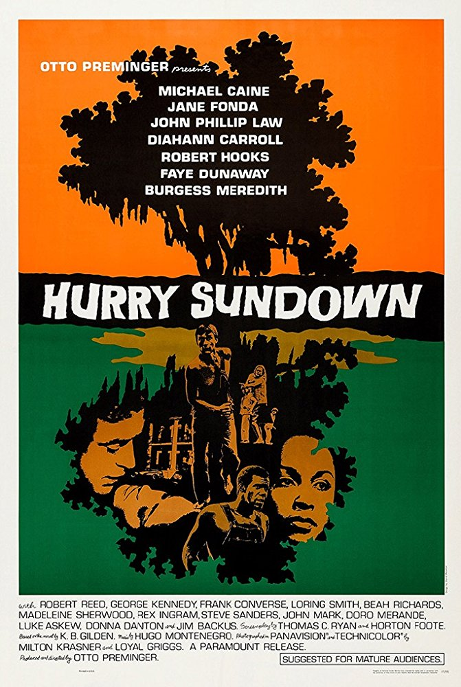 Hurry Sundown 1967