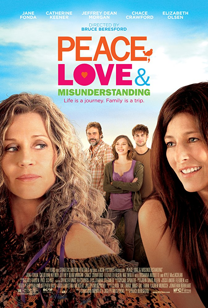 Peace, Love and Misunderstanding 2011