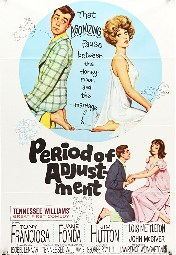 Period of Adjustment 1962