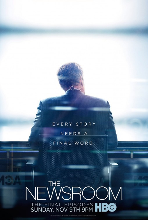 The Newsroom 2012-14