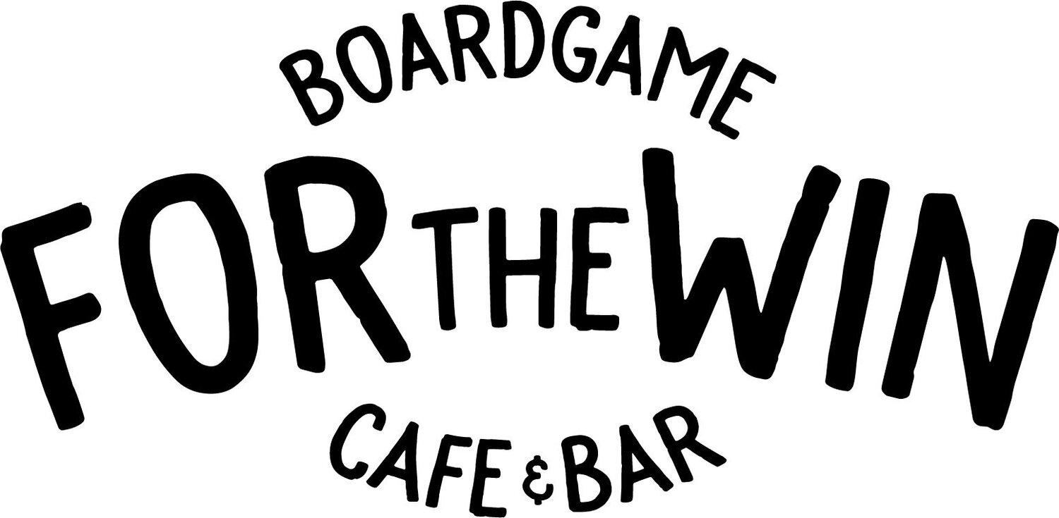 For The Win Board Game Cafe & Bar
