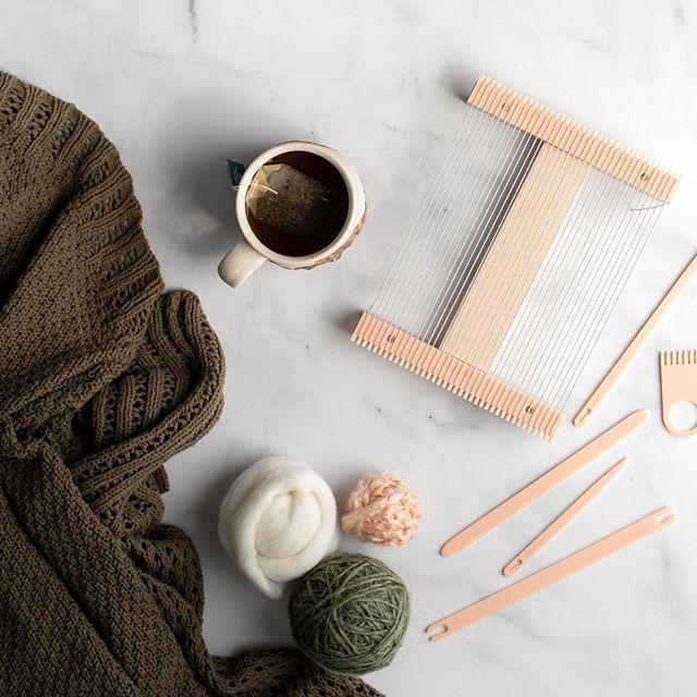 Sunday tool kit. #weekendslikethese . . . . #tapestry #craft #weavingloom #abmlifeiscrafty #buzzfeeddiy #weaversofinstagram #becreative #slowliving #makesomething #craftsposure #woventapestry #ontheloom @sierra.estes #slowcraft #handcraft #makerslife #handmadeisbettermade #handmadelove #craftsfeed #fiberartist #wovenwallhanging #weaverfever #wallhanging #bohostyle #favehandmade #thehandmadetribe #slowmadegoods #makersgonnamake