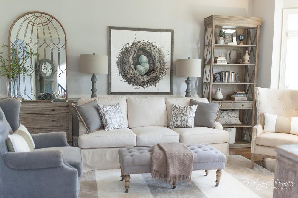Sara Lynn Brennan | Living Room