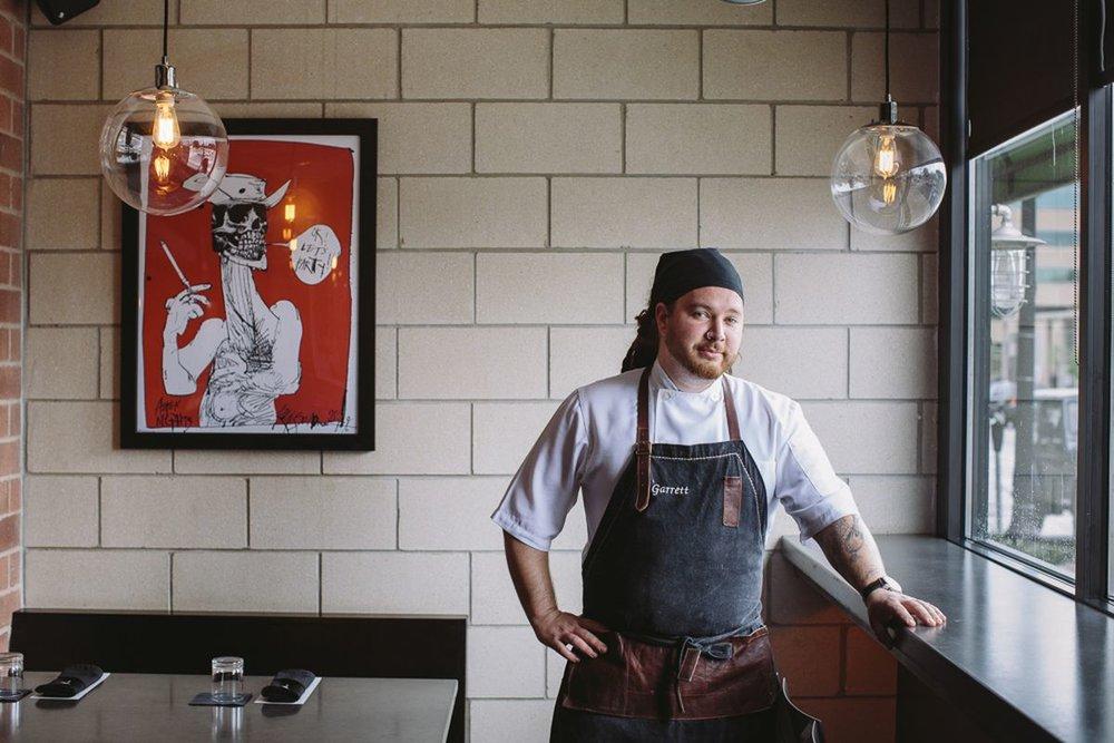 Chef Garrett Lipar