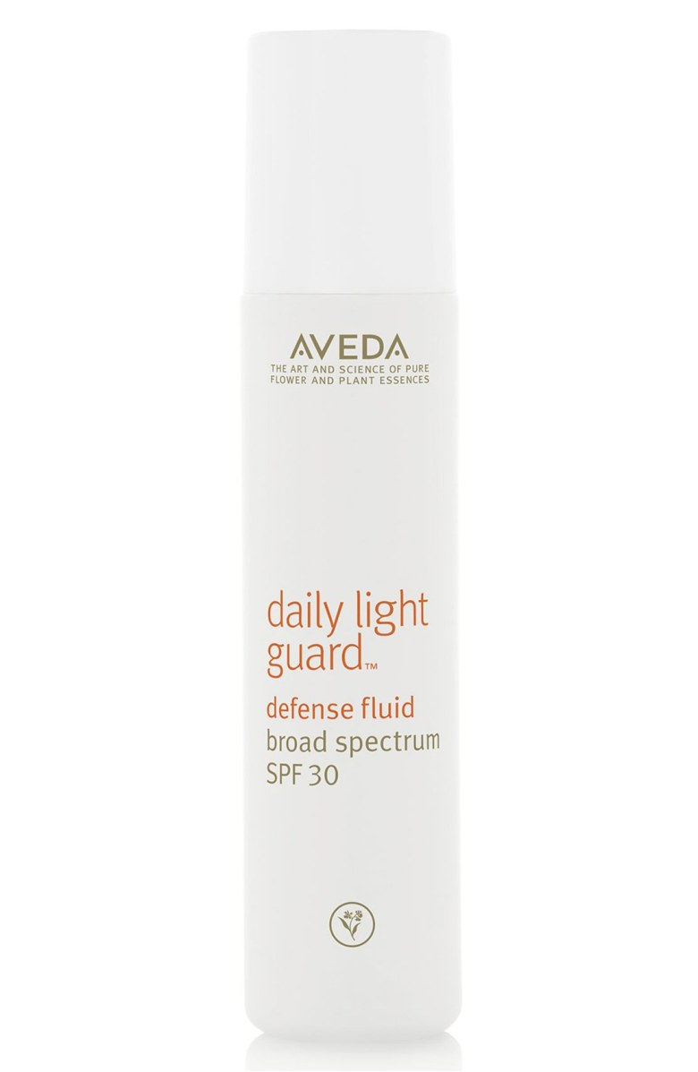 AVEDA - daily light guard™ defense fluid broad spectrum spf 30