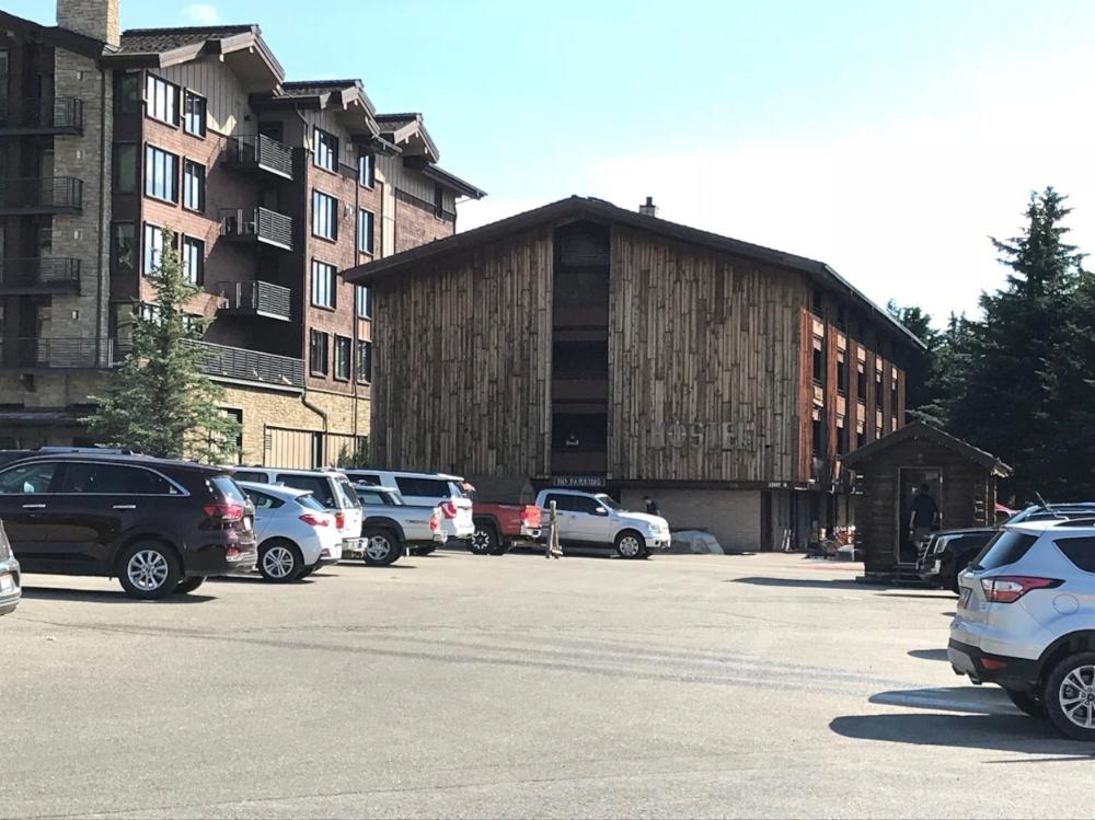 The Hostel in Teton Village
