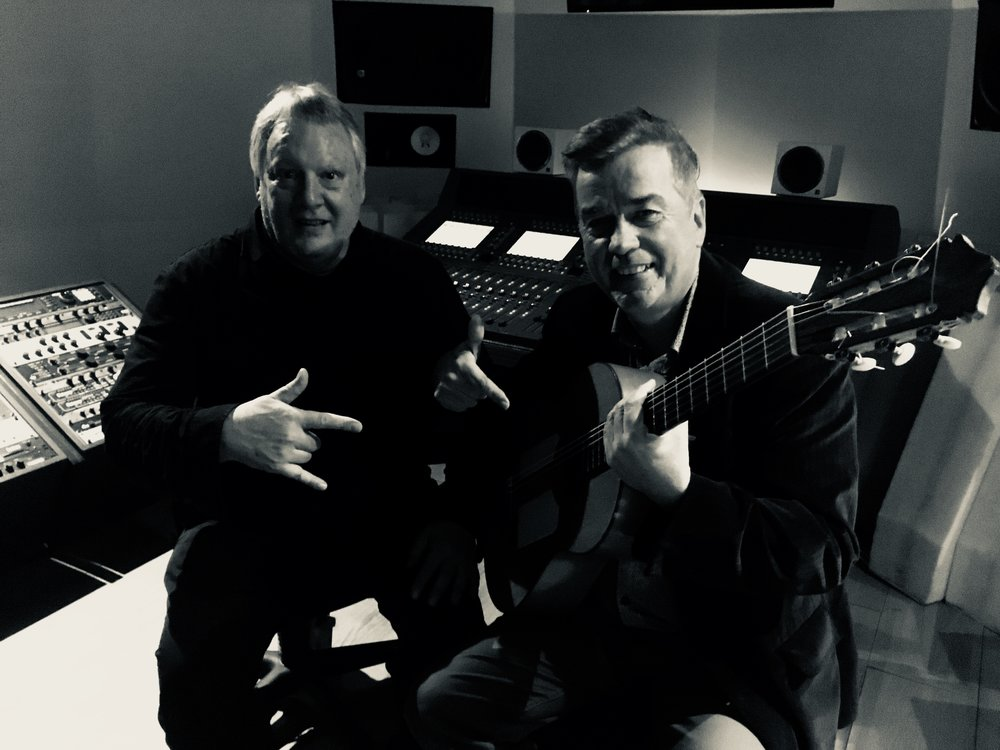 Alan Jansson & Ian Sinclair