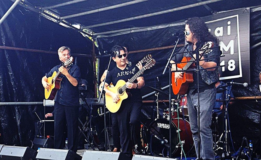 Gipsy Kings Tribute Band