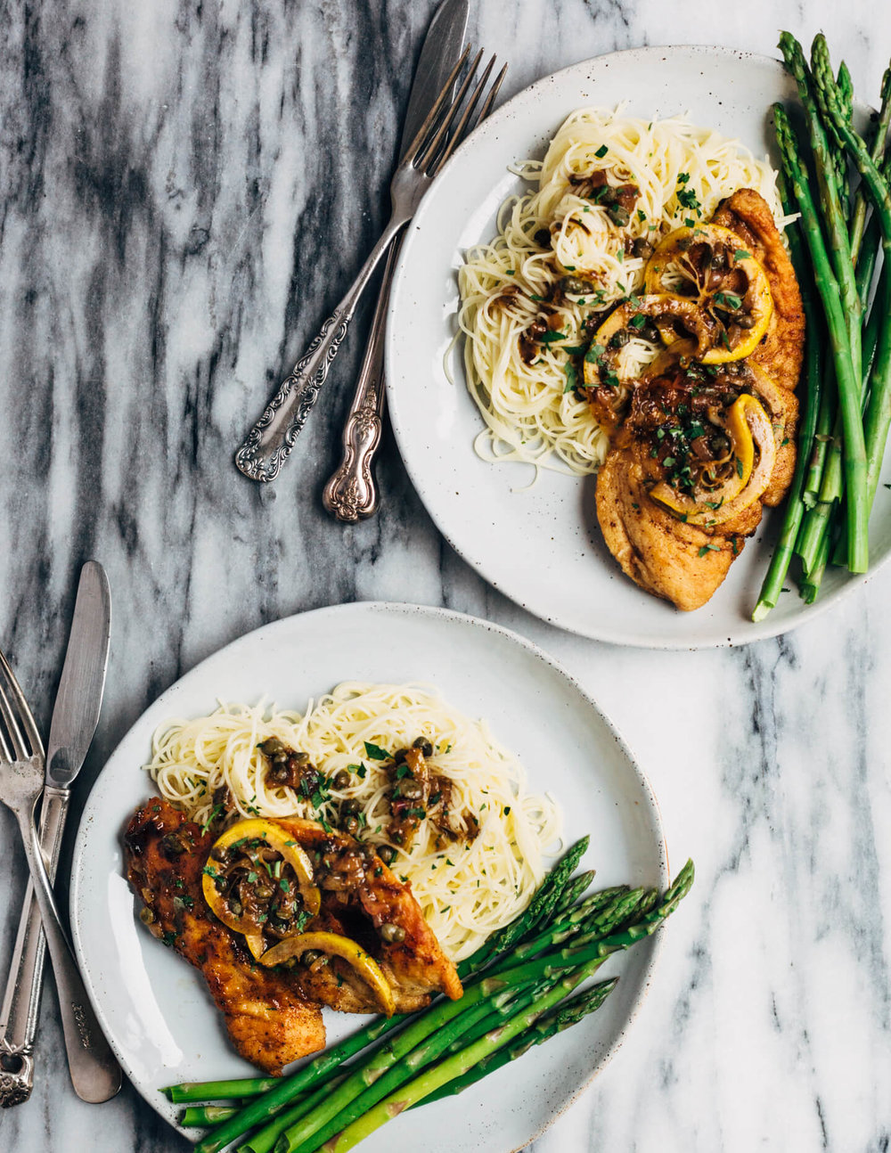 Chicken Piccata  Recipe by  Brooklyn Supper