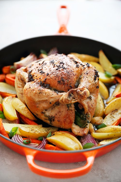 Shenandoah Valley Organicfarmer Focus Productswhole Young Chicken