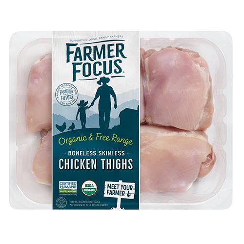 Farmer Focus—Farmer Focus Products—Boneless Skinless Chicken