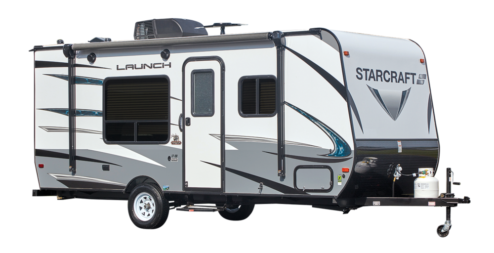 Launch_Outfitter_7_Travel_Trailer_Camper_17QB_front_exterior_Starcraft_RV_no_shadow_MY2018.png