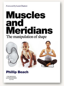 muscles and meridians book by phillip beach