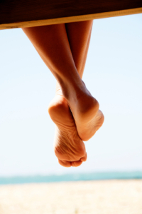 Pilates for Feet by madeline black