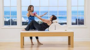 chest opener pilates big abundant body madeline black