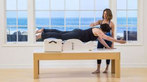 supported swimming pilates big abundant body by madeline black