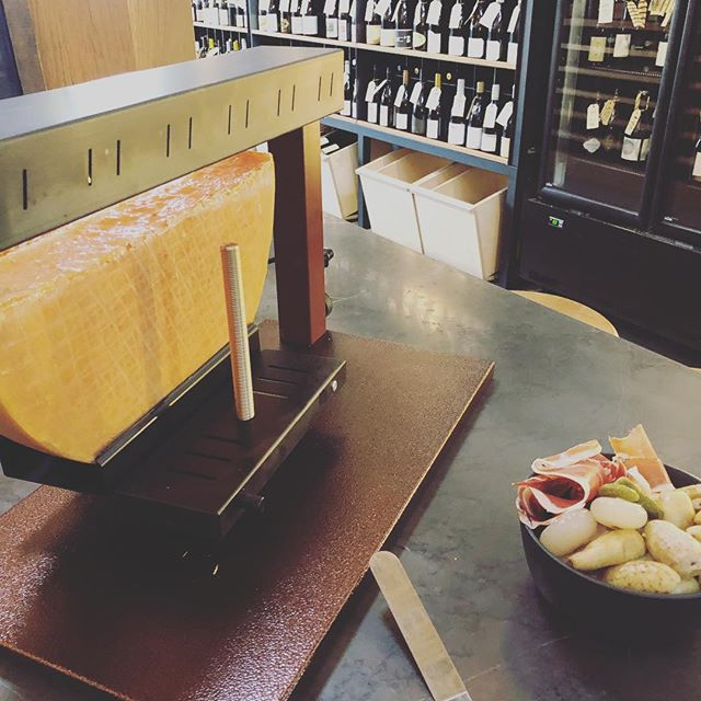 Raclette Sunday's folks! Kicking off from 2pm as usual 🧀  #raclette #sunday #harryandfrankie