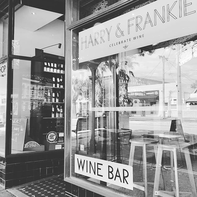 Last day... DRINK IN - Retail minus 20% TAKE AWAY - Retail minus 30%  #lastday # winebar #harryandfrankie