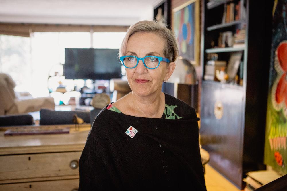 Quilt Woman Series Interview Nancy Allen Artist