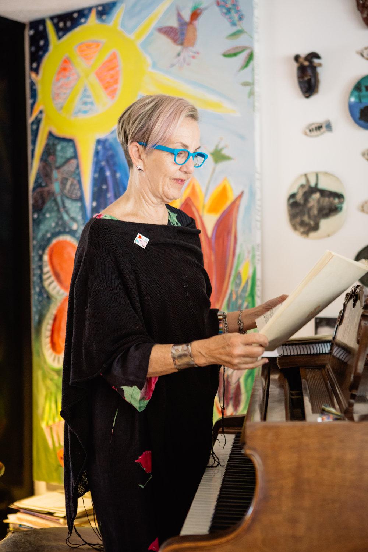 Nancy Allen Quilt Woman Series Interview