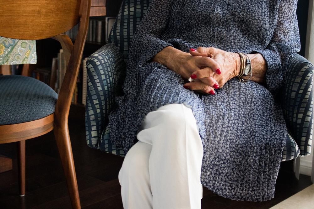 Sherri Morr Interview Quilt Woman Series