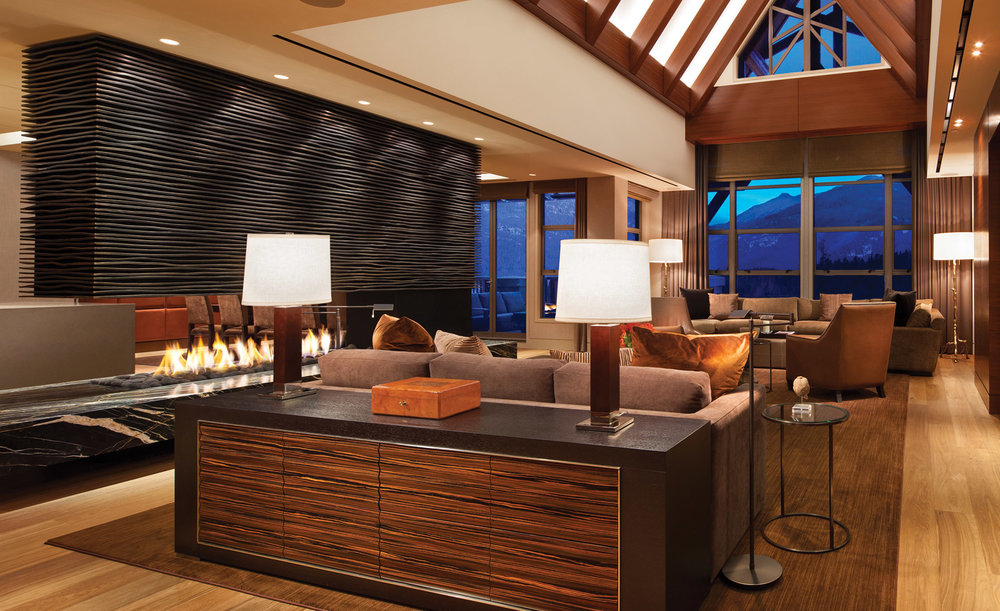 Mountain Penthouse