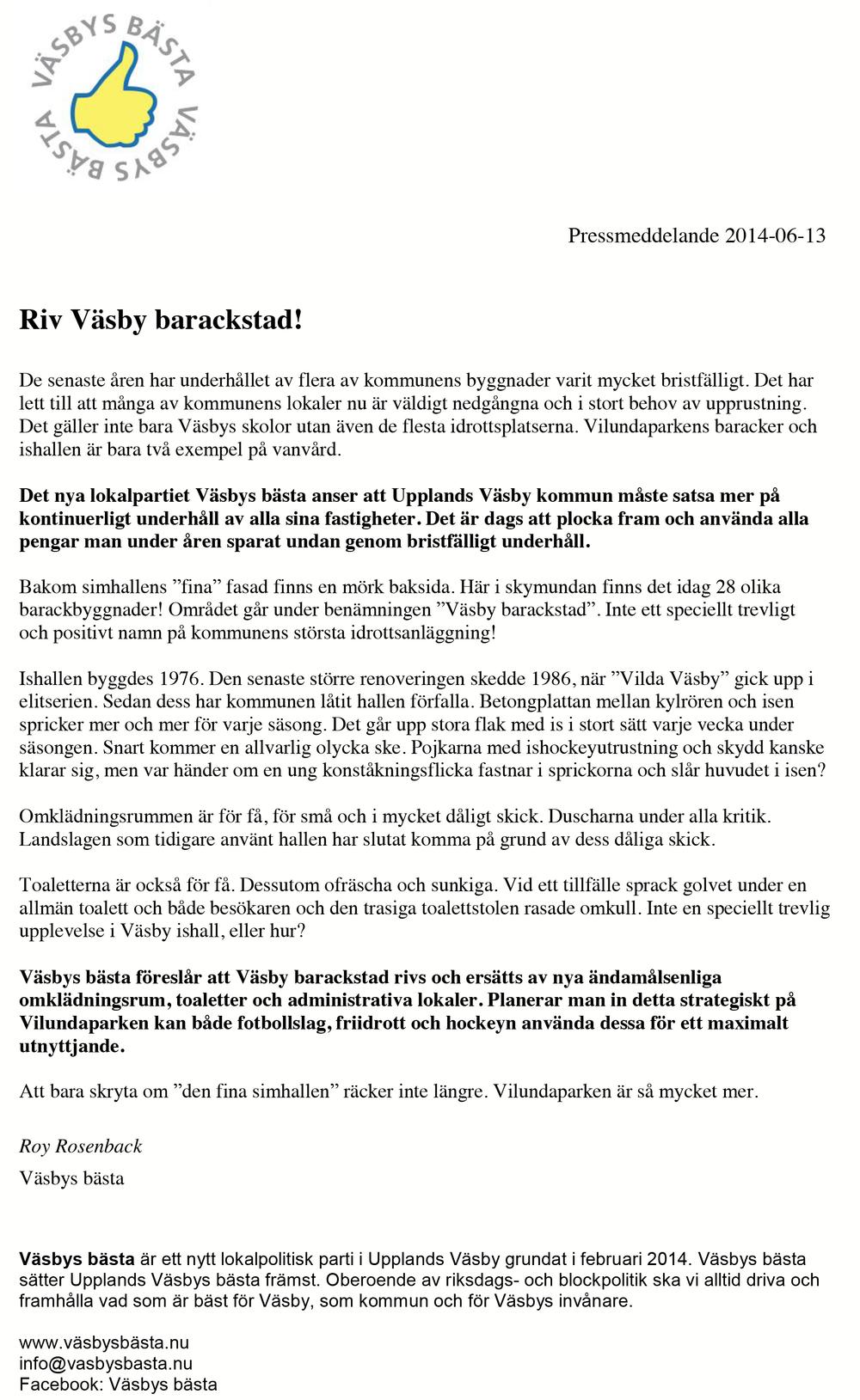 2014-06-13 Pressmeddelande Riv Väsby barackstad kopiera.png