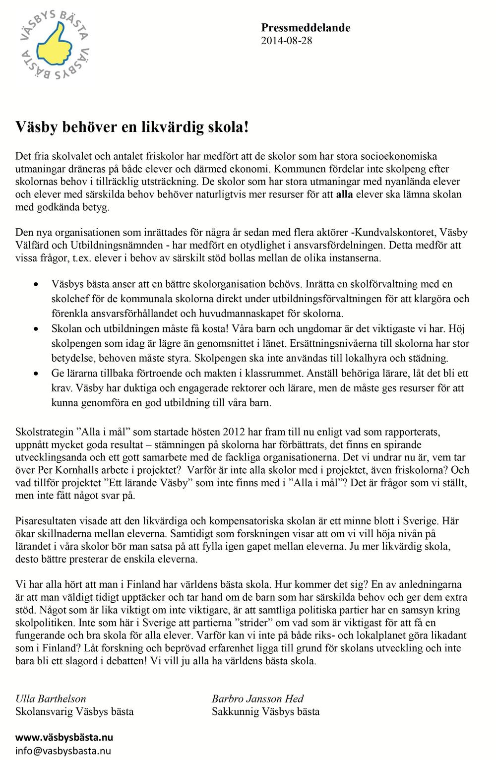 2014-08-28 Pressmedelande Likvärdig skola i Väsby kopiera.png