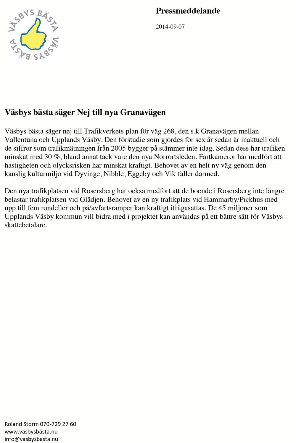 2014-09-07 Pressmeddelande Nej till nya Granavägen.doc kopiera.png