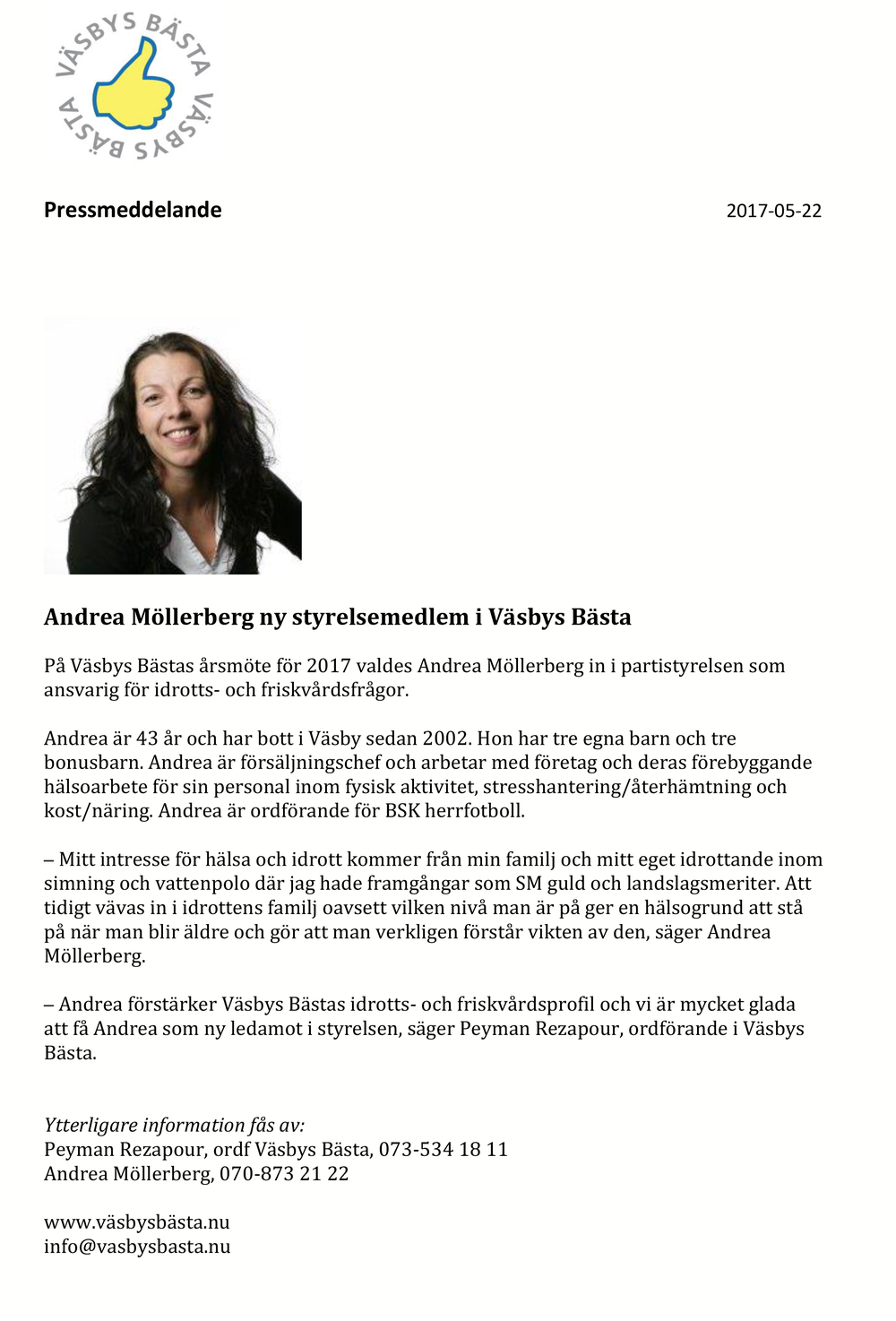 2017-05-22 Pressmeddelande Andrea Möllerberg (1) kopiera.png
