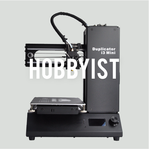 3D Printers for Hobbyists