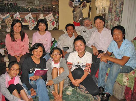 Project #90810 - SIM Chinese Diaspora Ministry  海外华人事工项目