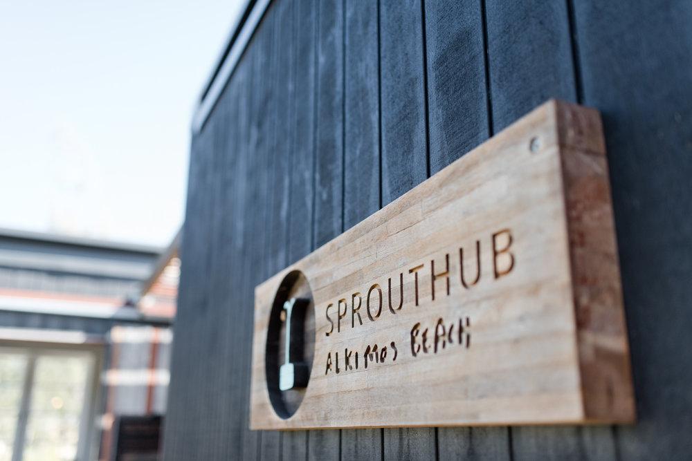 Sprout Hub Alkimos Beach
