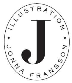 Jonna Fransson Illustration