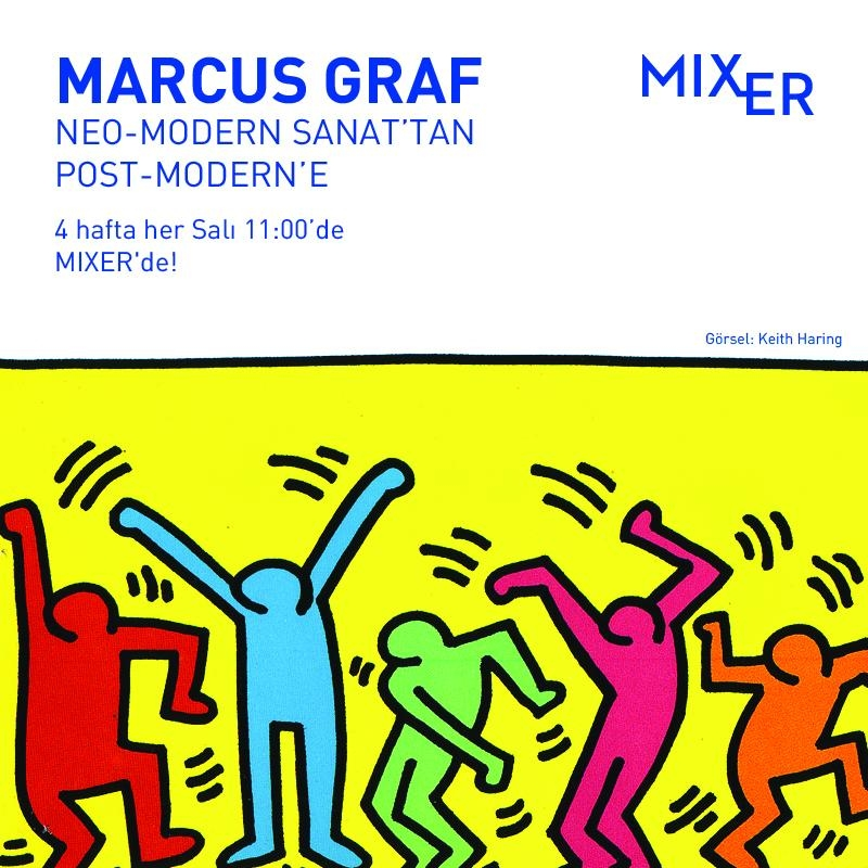 Training: Neo-Modern to Post-Modern Art with Marcus Graf | 1945 - 1990