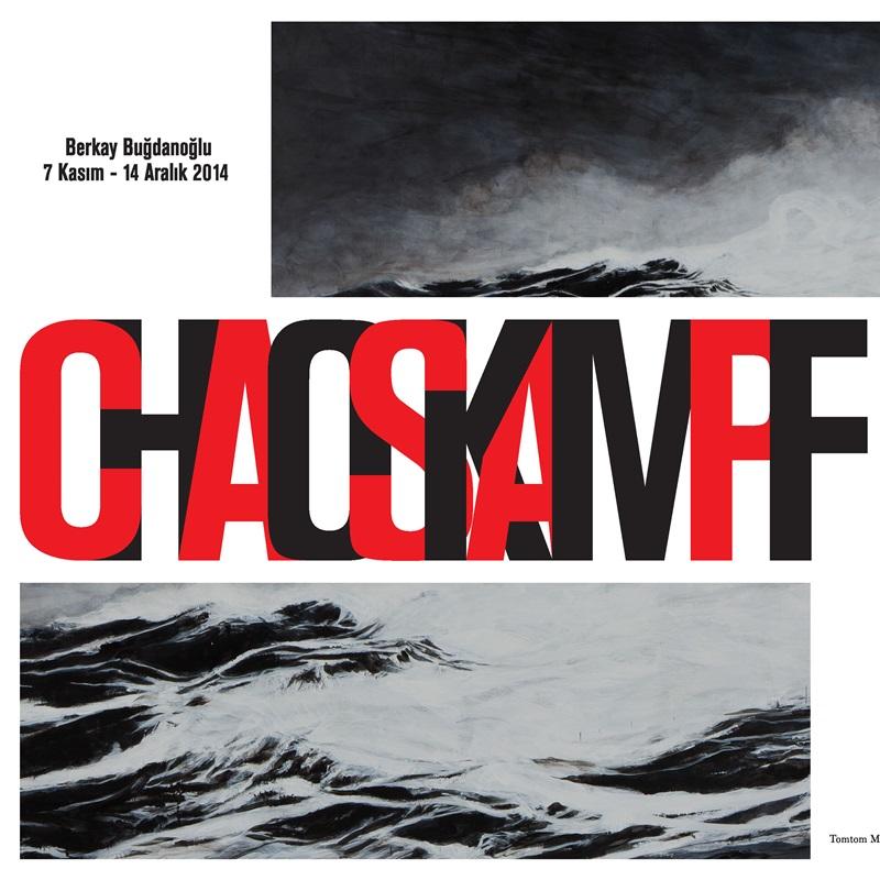 Chaoskampf    (2014)   Buğdanoğlu'nun son dönem çalışmaları, kaos ve karşısında duranlar üzerine eğilen resimsel bir kurgu etrafında şekilleniyor. Yeni bakış açıları ve tekniklerle kurgulanan bu eserler, sanatçının deneysel arayışlarını görünür kılıyor. Resimlerindeki farklı tonların iç içe geçmesiyle, yüzey üzerinde kaos ile düzenin çarpıştığını görmemiz mümkünken, desen ve baskı çalışmalarında ise bu kavgaya dair figüratif izlenimler yer alıyor.