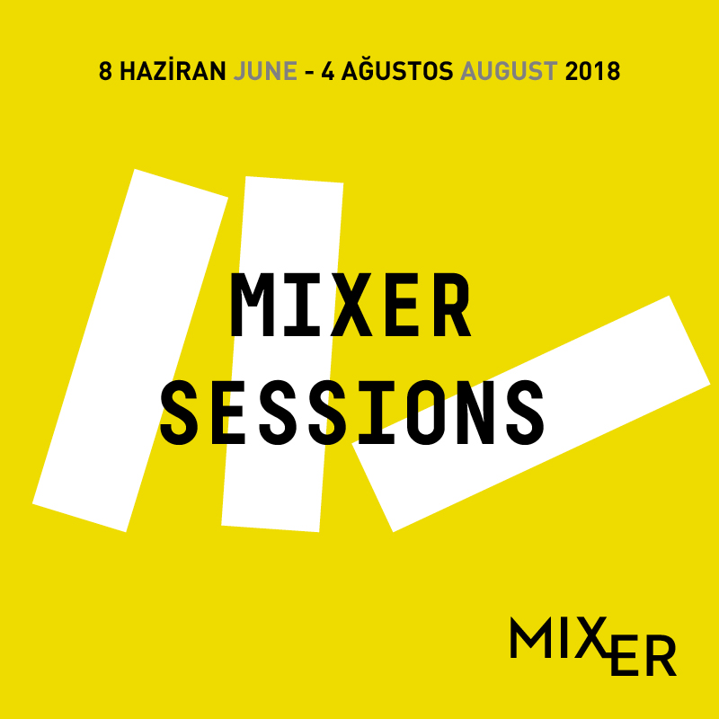 Open Call: Mixer Sessions III