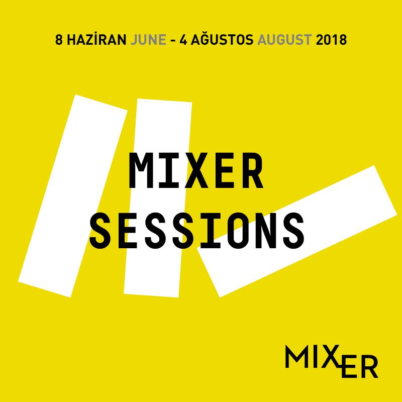 Açık Çağrı: Mixer Sessions III