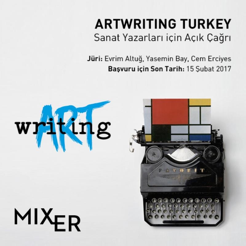 ArtWriting Turkey: Open Call for art writers