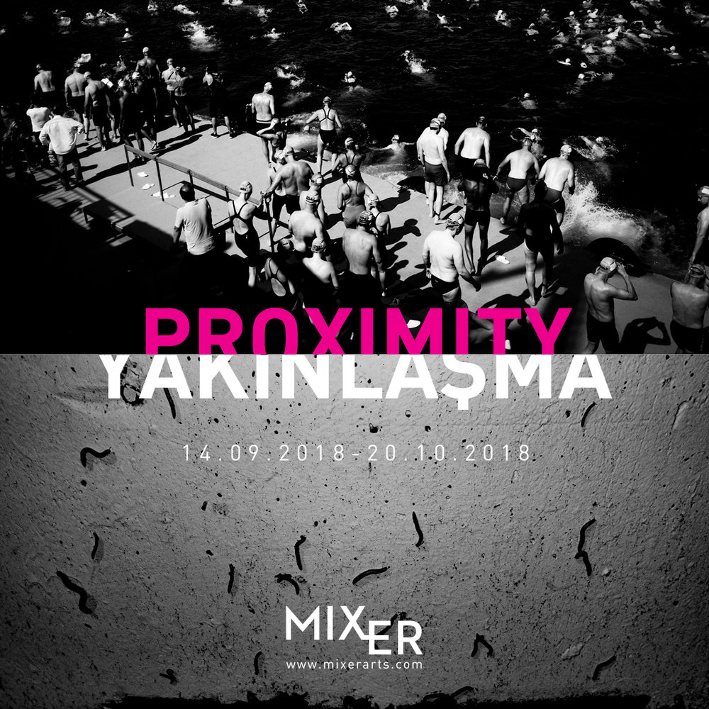 "Proximity    Mixer brings together three photographers who focus on the nature and the mind and how the two work in collaboration between September 14th   and October 20th. There is a direct correlation between nature and mind. While trying to perceive the nature, our minds unwittingly analyze this event with the help of different links. Unlike the generally known reasoning process, this amazing ability of analysis in our brain is related to the ""pattern perception""."