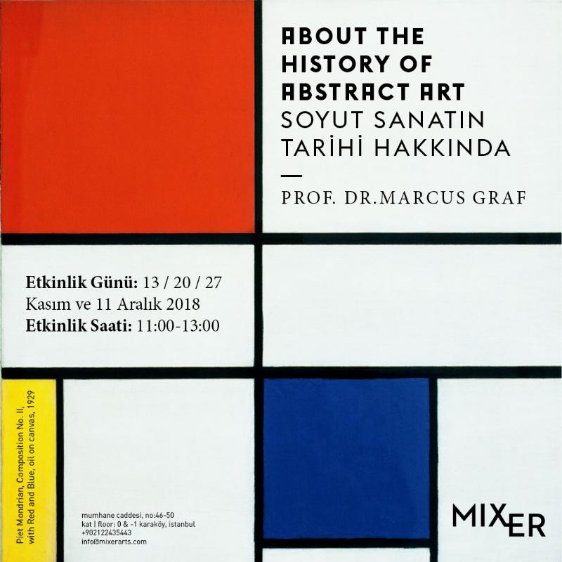 Eğitim: Soyut Sanatın Tarihi Hakkında