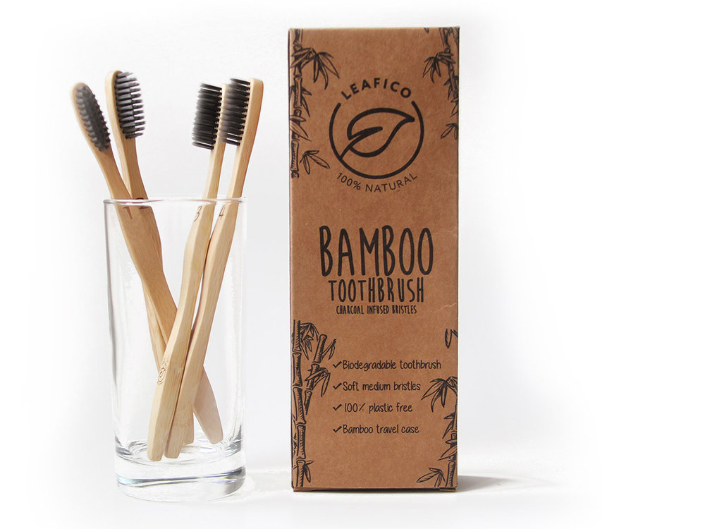100% MONEY BACK GUARANTEE - If after you use your bamboo toothbrushes and you are not impressed with them and absolutely love them we will refund your money. Our world-class Leafico customer service wants you to be SATISFIED with your purchase. Absolutely no risk. The toothbrushes come with our 100% satisfaction guarantee. Get yours and more for family and friends TODAY!