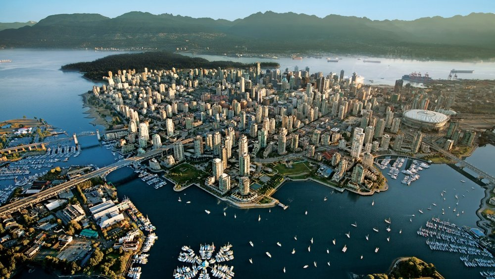 Founded in Vancouver, BC  - The Greenest City on Earth ( by 2020 :-) with the goal of saving the world from plastic pollution ! -