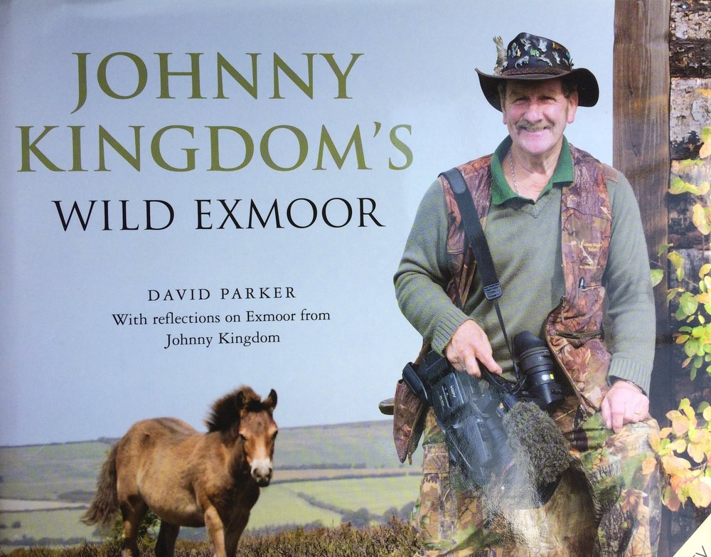 johnny kingdoms wild exmoor book cover