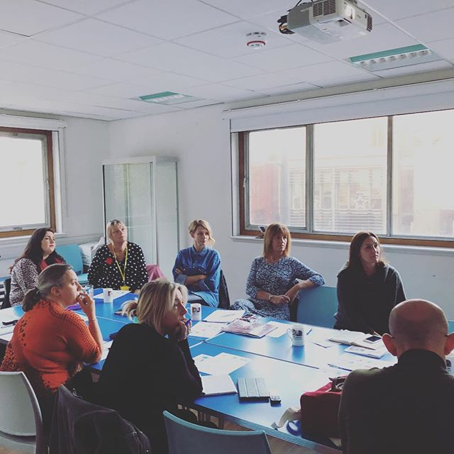 Lots of amazing conversations, ideas and discussion at this afternoon's #OnAnEqualFooting workshop in #Derby. Thanks to everyone who came along and worked with us and @lincolnshirecommtyfoundation. A cracking session with loads more to come in the next stages of the project. #socialinvestment #VCSE #communitysector